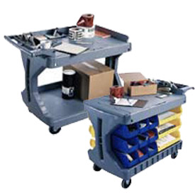 Akro-Mils® Two-In-One Plastic ProCarts™