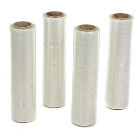 "Hybrid Stretch Wrap Film 18"" x 1476' x 47 Gauge - Pkg Qty 4"