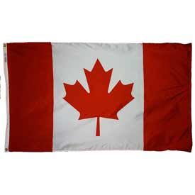 3 x 5 ft Nylon Canada Flag