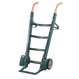 Harper™ AM252L Brute Force Wooden Handle Hand Truck 900 Lb. Capacity