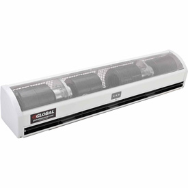 "Air Curtain 48"" W With Remote Control"