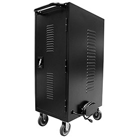 Buhl Tablet and iPad Storage & Charging Cart