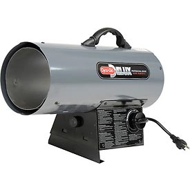 Dyna Glo Propane Forced Air Heater Rmc Fa60dgd 30k