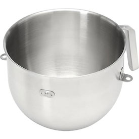 KitchenAid® Commercial 7 Qt. Bowl, Stainless Steel