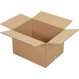 "Corrugated Boxes 25 Pack 14"" x 14"" x 14"" Single Wall 32 ECT"