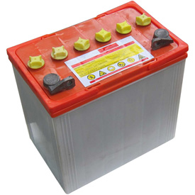 Replacement Battery for Global Industrial 3300 Lb. Electric Pallet Jack Trucks