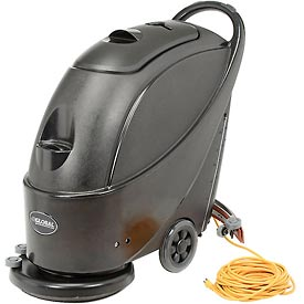 "Global™ Electric Auto Floor Scrubber 17"" Cleaning Path - Corded"