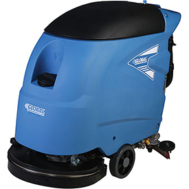 "Global Industrial™ Electric Auto Floor Scrubber 20"" Cleaning Path - Corded"
