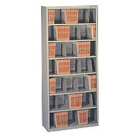Tennsco - High Capacity Filing System - Closed Back