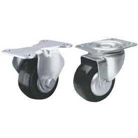 Colson® Low-Profile Casters 175-210 Lb. Capacity