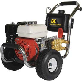 2,700 Psi 6.5 Hp Stainless Steel Pressure Washer