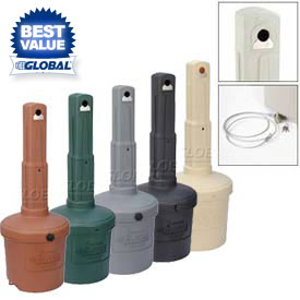 Global™ Outdoor Ashtrays