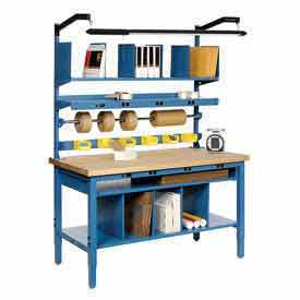 Heavy Duty Stationary Packaging Workbench