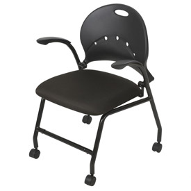Balt Nester Chair with Casters (Priced 2 per Carton)