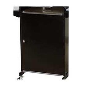 Optional Locking Cabinet For Xtra Wide Presentation Cart