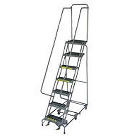 All Directional Steel Rolling Ladder
