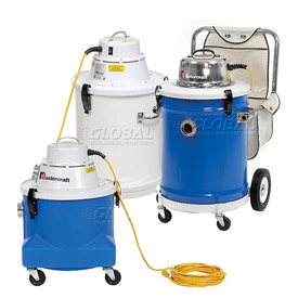 Mastercraft Industrial Wet Dry Vacuums