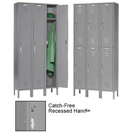 Capital™ Steel Lockers - Assembled