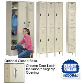 Paramount® Steel Lockers - Assembled