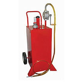 Steel Gas Storage Caddy