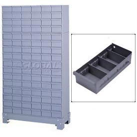 Durham Drawer Dividers 010-95 - For Steel Cabinet - Price for Package of 96