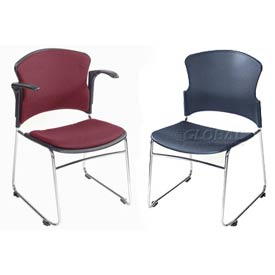 Multipurpose Chairs With Or Without Armrests