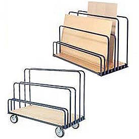 Variable Height Sheet Rack & Truck