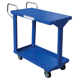 Easy Access Steel Service Carts