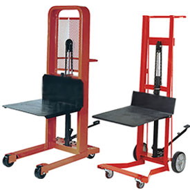 Foot Pedal Operated Lift Trucks
