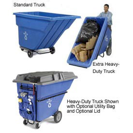 Mobile Recycling Tilt Trucks