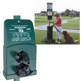 Dog Waste Disposal Systems