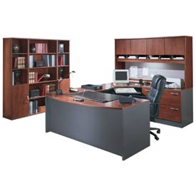 Bush® - Series C Office Furniture Groupings