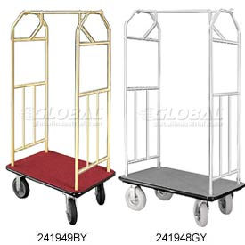 Glaro Bellman Hotel Luggage Carts