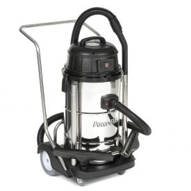 Powr-Flite® Stainless Steel Wet Dry Vacuum 15 Gallon