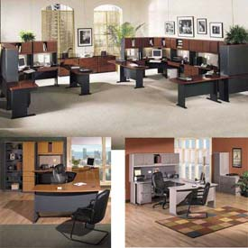Bush® - Series A Modular Office Furniture
