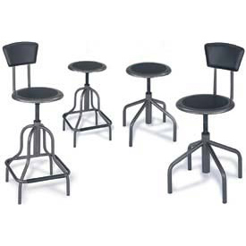 Safco® - Steel & Wood Stools