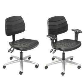 Interion® Deluxe Polyurethane Chairs