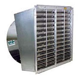 J&D Typhoon Slant Wall Exhaust Fans
