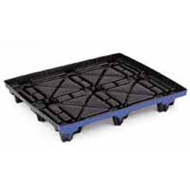 Orbis® Thermoformed Plastic Pallet 15,000 LB. Static Capacity