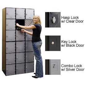 Modular Box Lockers