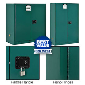 Global™ Pesticide Storage Cabinets