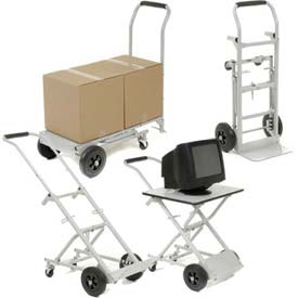 Multi-Function Convertible Hand Trucks