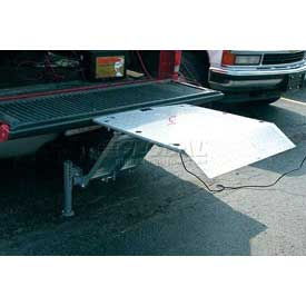 Battery Powered Pick-Up Truck Hitch Lift