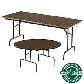 Correll -  Folding Table - High-Pressure Laminated Top