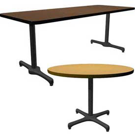 Allied -  Lunchroom Table - Rectangular & Round Styles