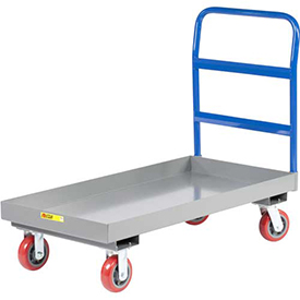 Deep-Wall Steel Deck Platform Trucks