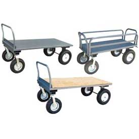 Jamco Heavy Duty Flatbed Platform Trucks