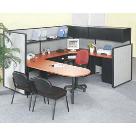 Interion® - Office Cubicle Partition Furniture