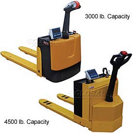 Vestil Self-Propelled Electric Pallet Jack Scale Trucks