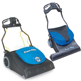 Powr-Flite® Wide Area Sweeper Vacuums